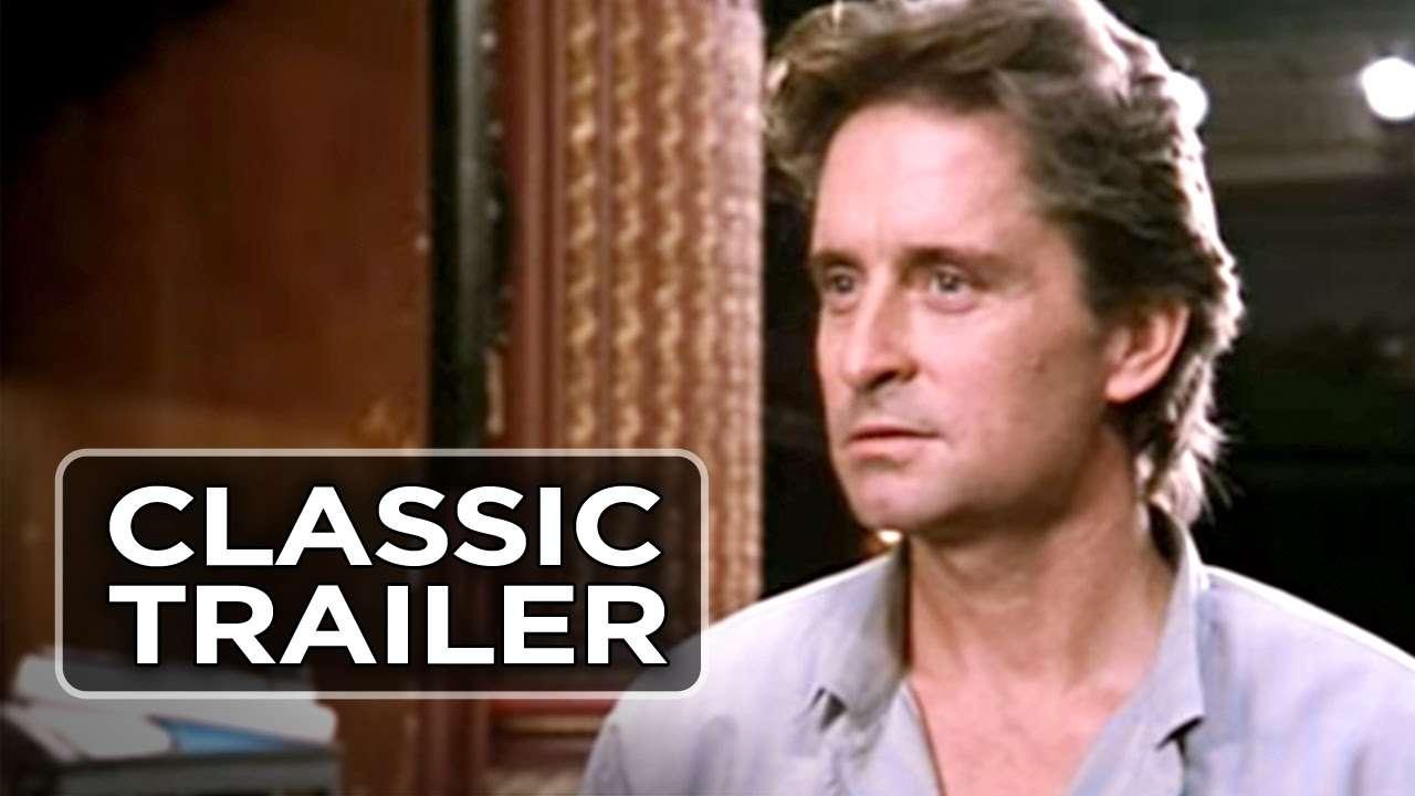 A Chorus Line Official Trailer #1 - Michael Douglas Movie (1985) HD - YouTube