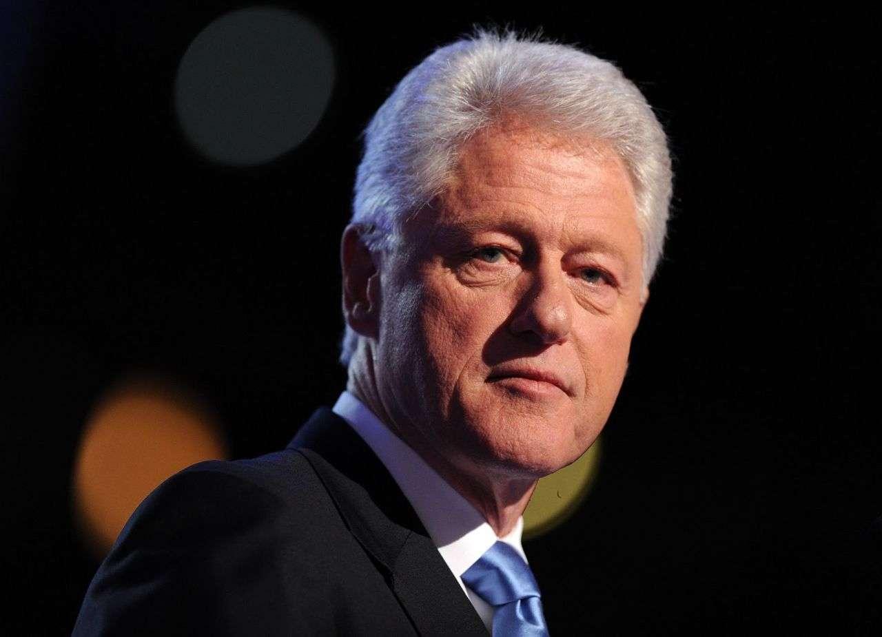 ビル・クリントン元大統領を口説いた日本人タレント「完全に断られた」