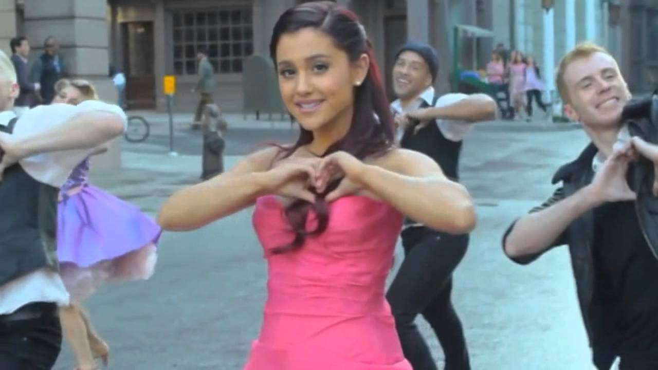Ariana Grande - Put Your Hearts Up (Official Video) HD - YouTube
