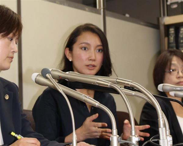 「元TBS記者が乱暴」 被害届提出の「詩織」さんの申し立てに検審「不起訴相当」と議決 - 産経ニュース