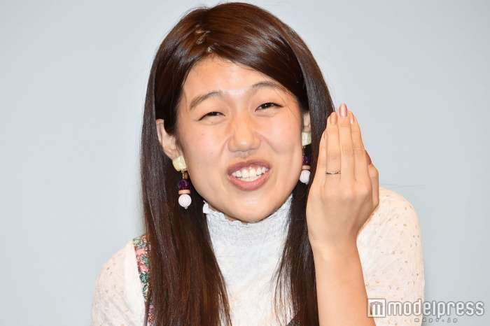 横澤夏子、新婚生活の悩み告白「まだ恥ずかしい」