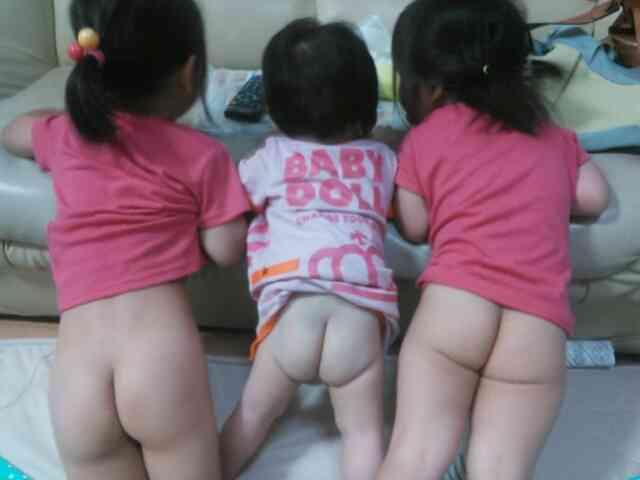 我が家のバカな三姉妹、『クレヨンしんちゃんごっこ』で大盛り上がり♪。|京秀美(キョンスミ) ~ diary by kyongsu ~