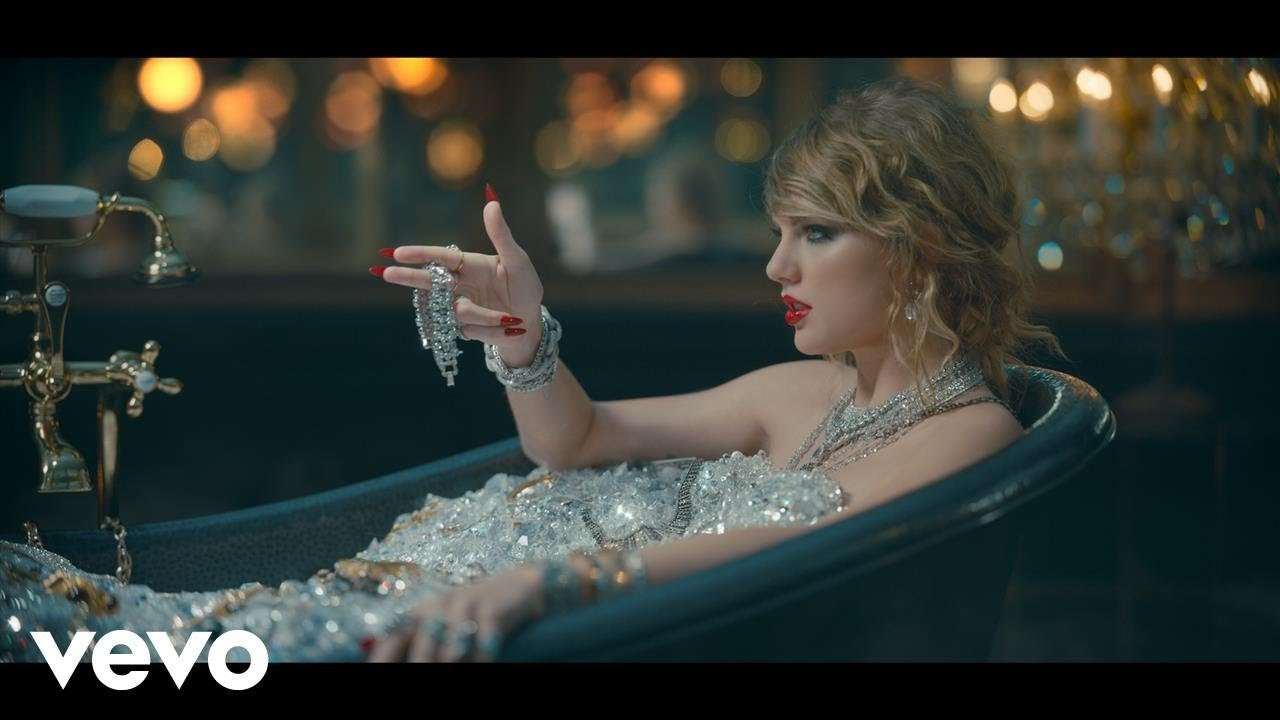 Taylor Swift - Look What You Made Me Do - YouTube