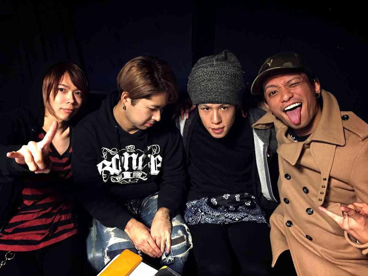 田中聖擁するバンド・INKT、解散を発表「夢半ばで悔しさ」
