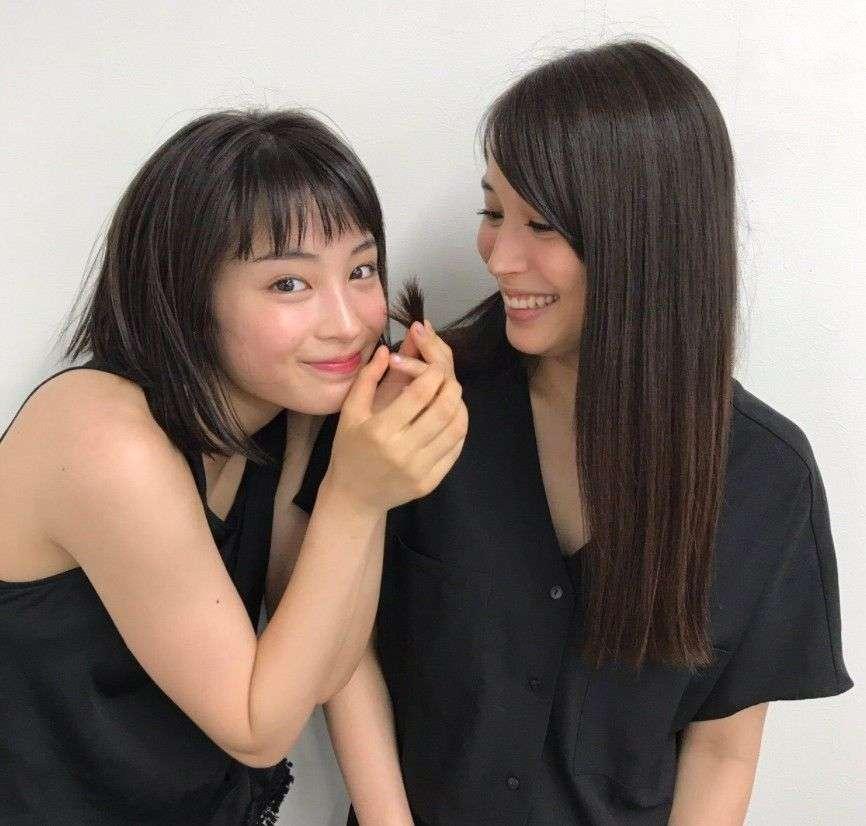 広瀬アリス&広瀬すず、姉妹で初トップバッター 「GirlsAward 2017 A/W」開幕