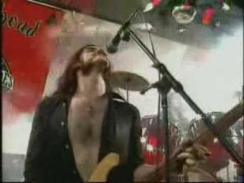 Ace Of Spades Motörhead - YouTube