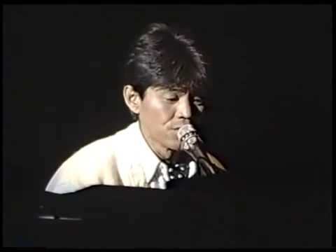 来生たかお Goodbye day Live(1990, Nagano) - YouTube