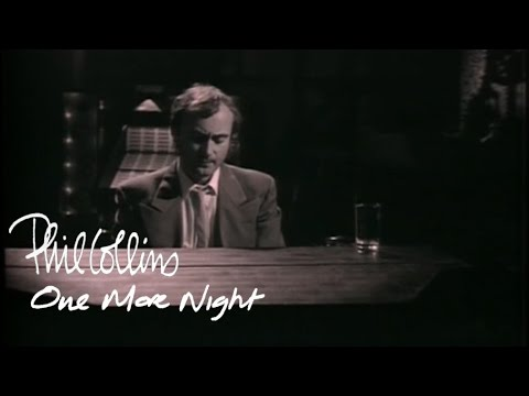 Phil Collins - One More Night (Official Music Video) - YouTube
