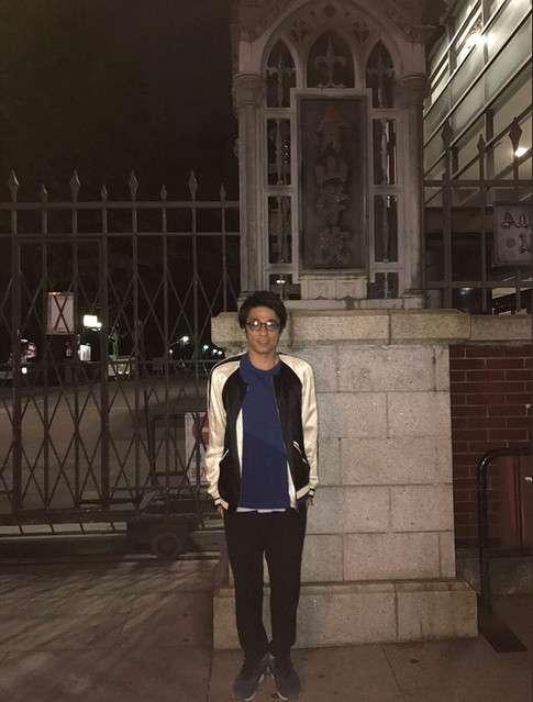 青山学院大学の受験を発表した田村淳 校門前で撮影した写真を公開 - ライブドアニュース