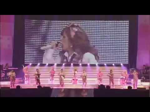 Ayumi Hamasaki AT2008 - Depend of you - YouTube