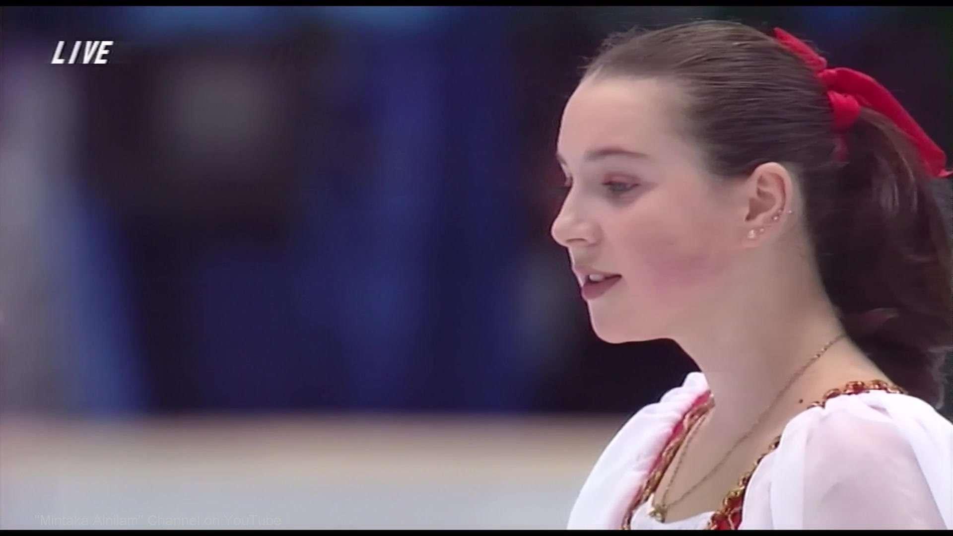 [HD] Irina Slutskaya - 1998 Nagano Olympics - FS イリーナ・スルツカヤ Ирина Слуцкая - YouTube