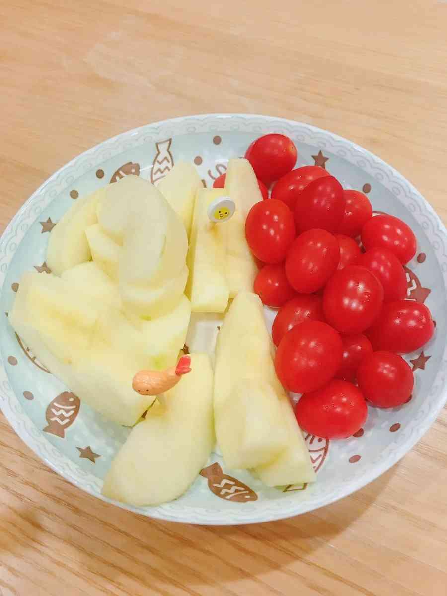 トマトは野菜?フルーツ?福原愛さん、夫婦で微笑ましい異文化エピソード