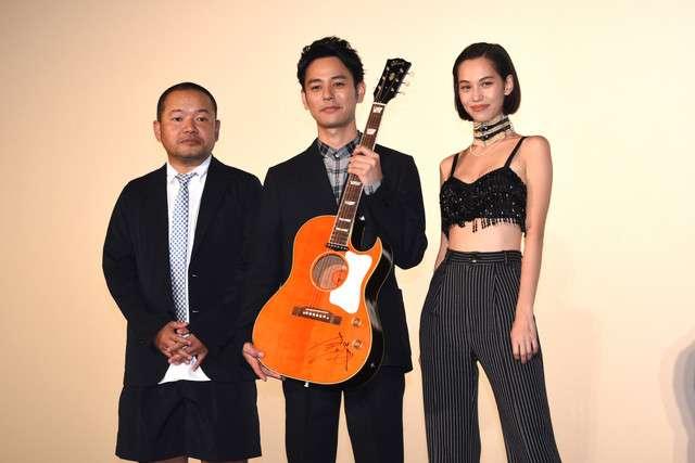 妻夫木聡は「主役オーラがないボーイ」と大根仁がぶっちゃけ、水原希子には願望炸裂(写真28枚) - 映画ナタリー