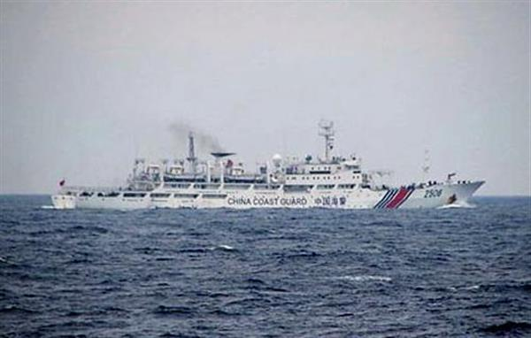 中国公船が青森沖領海侵入 海警局の2隻、海保初確認