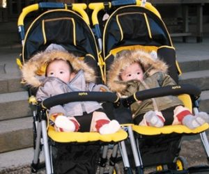双子ママあるある
