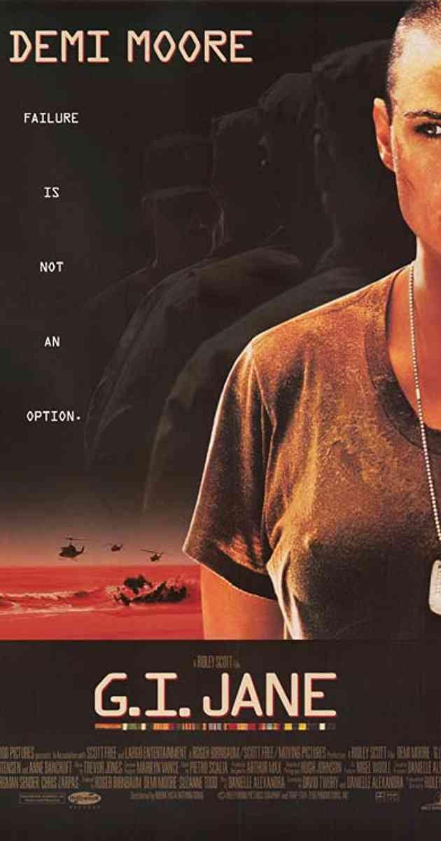 G.I. Jane (1997)         - IMDb