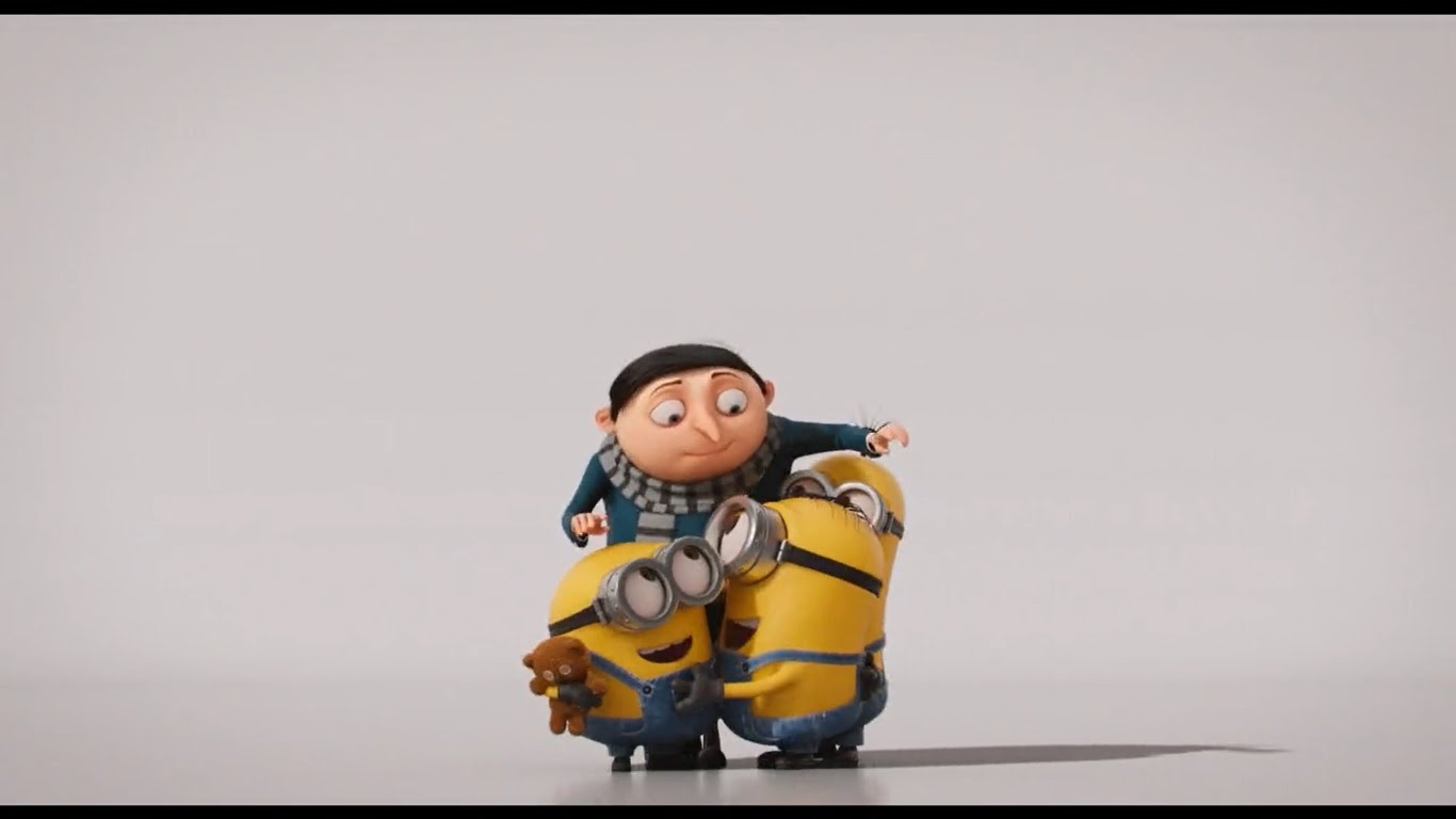 Minions - With Young Gru HD - YouTube