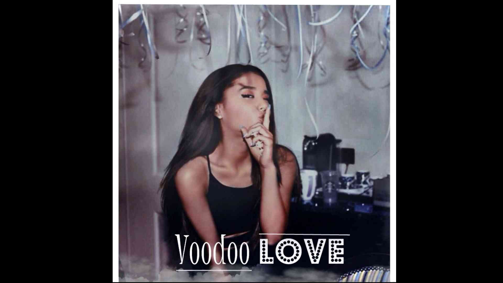 Ariana Grande - Voodoo Love - (Studio Version) Audio - YouTube