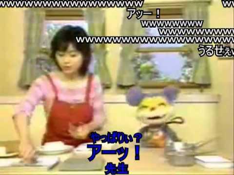 テンションのおかしいニャンちゅう(コメント付き) - YouTube
