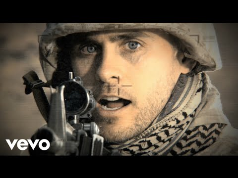 Thirty Seconds To Mars - This Is War - YouTube