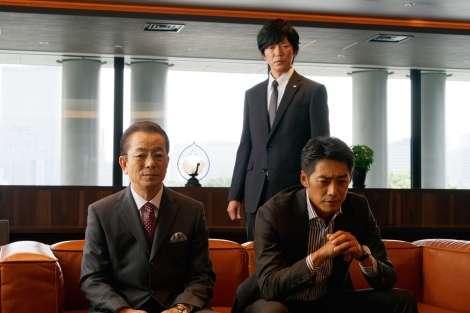 『相棒16』10・18開始 初回ゲスト・田辺誠一が特命係を追い詰める