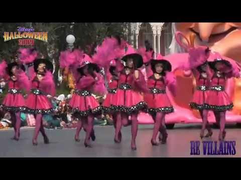 ディズニーハロウィーン2009 リ・ヴィランズ - YouTube
