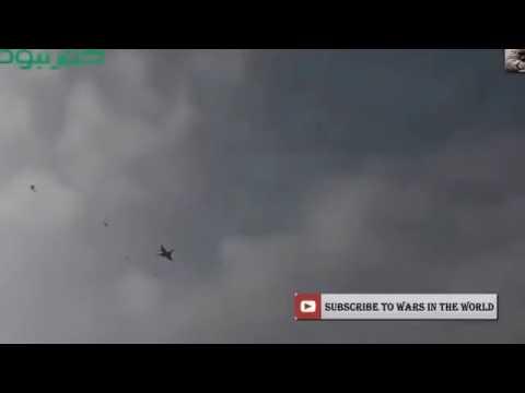 シリア 空爆映像【観覧注意】 - YouTube