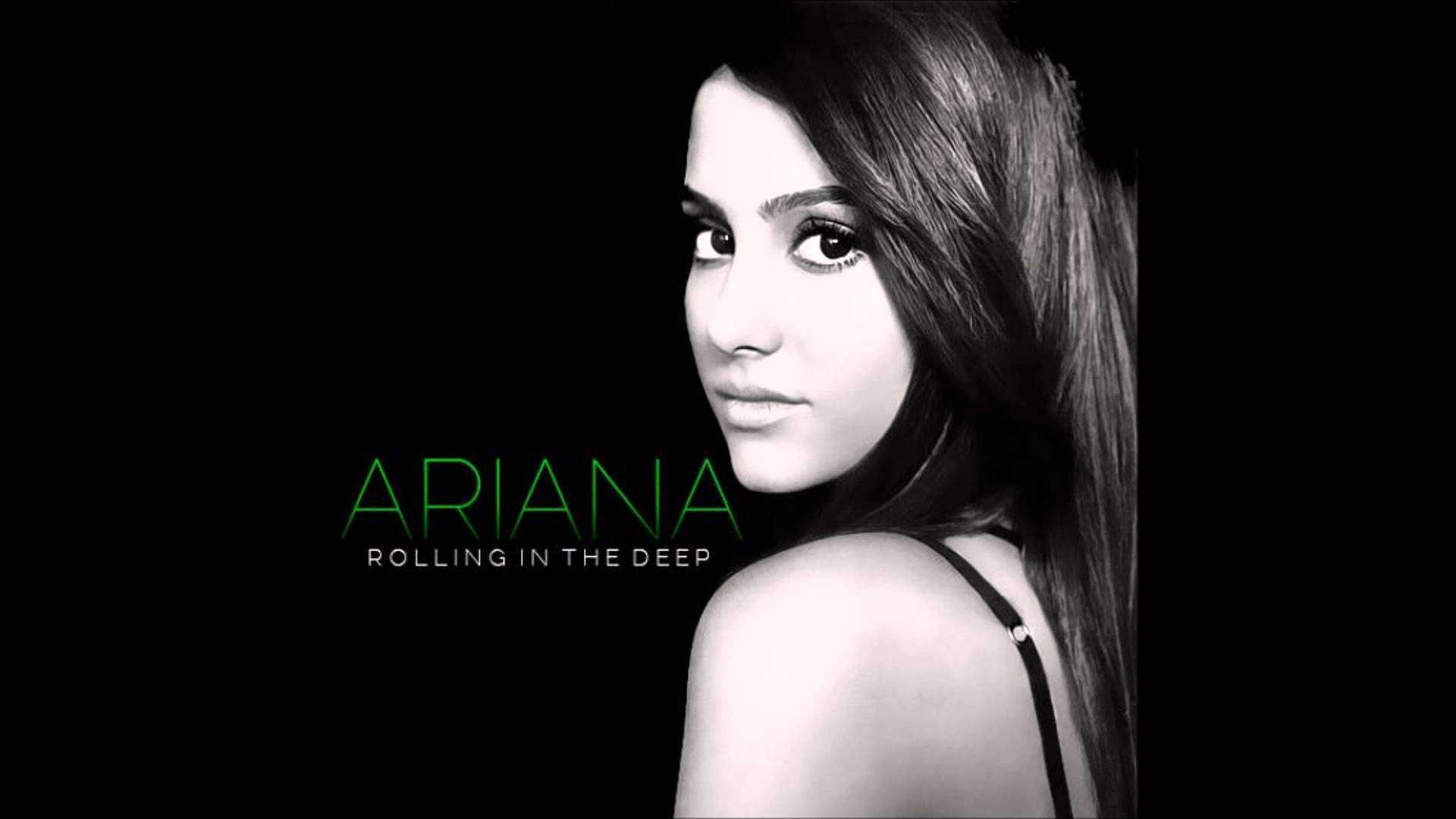Ariana Grande - Rolling In The Deep (Adele Cover) - YouTube