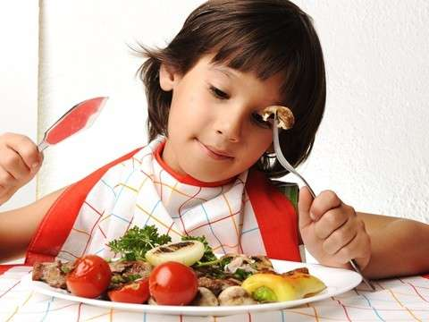 子供の食べ残し どうします?
