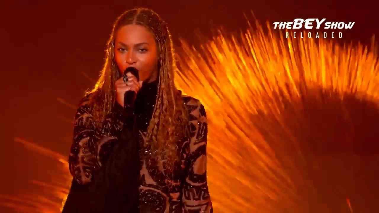 Beyoncé - Freedom live {lyrics} - YouTube