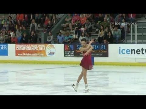 MARIN HONDA 本田 真凜 -  FS 2017 - US International Figure Skating Classic (marin honda fall after fs) - YouTube