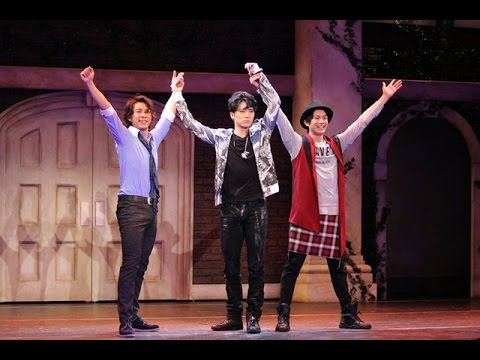 ついに開幕!『花より男子 The Musical』公開ゲネプロをチラっと見せ - YouTube