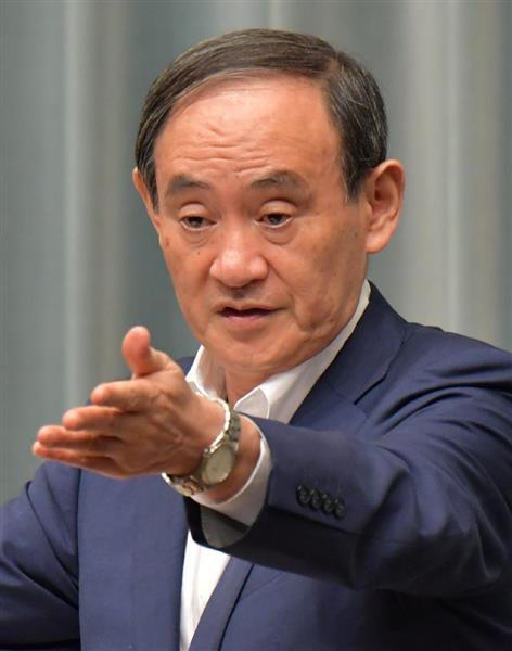 【北朝鮮核実験】菅義偉官房長官、電磁パルス攻撃に「備えとして影響を最小限にする努力が必要」 - 産経ニュース
