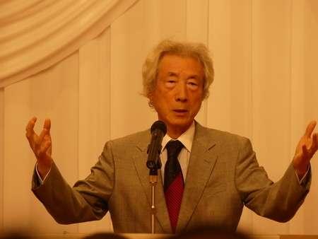 小泉元首相、希望の党擁立でも「進次郎に投票する」 (日刊スポーツ) - Yahoo!ニュース