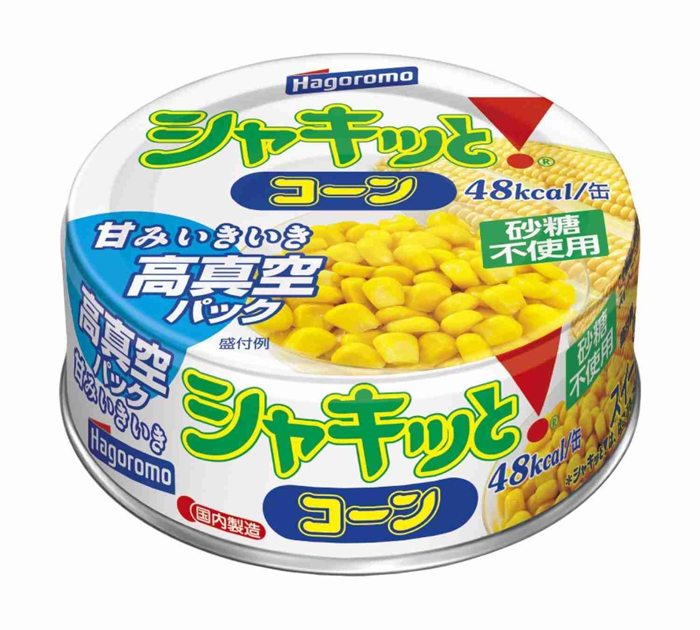 はごろもフーズ、アルミ片混入でコーン缶詰を自主回収