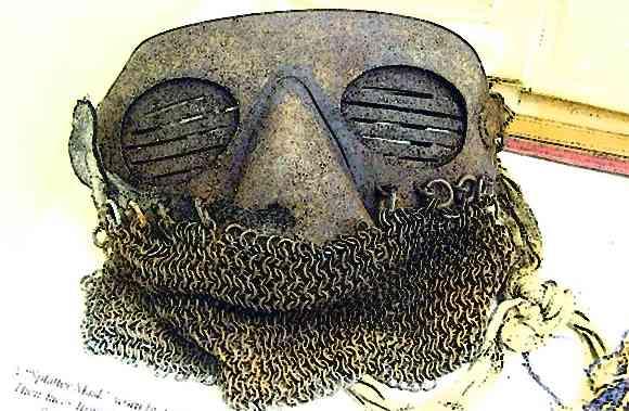 素直に怖い、身の毛もよだつ恐怖のマスク15選 : カラパイア
