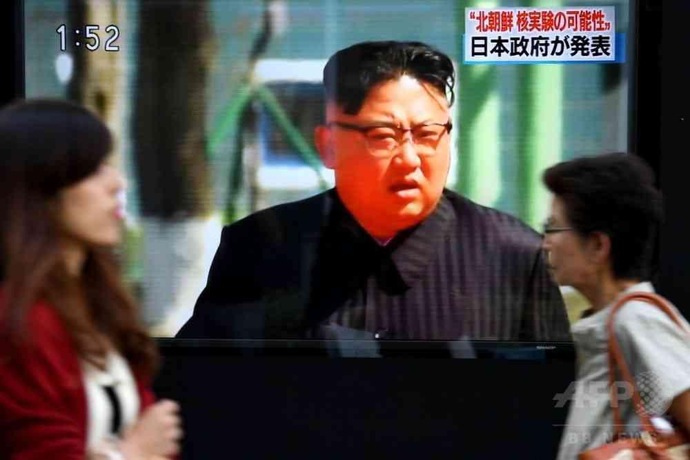 トランプ大統領、防衛に「核含む全能力使う」 日米首脳協議で 写真1枚 国際ニュース:AFPBB News