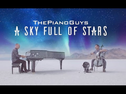 When Stars and Salt collide - Coldplay, A Sky Full of Stars (piano/cello cover)- The Piano Guys - YouTube