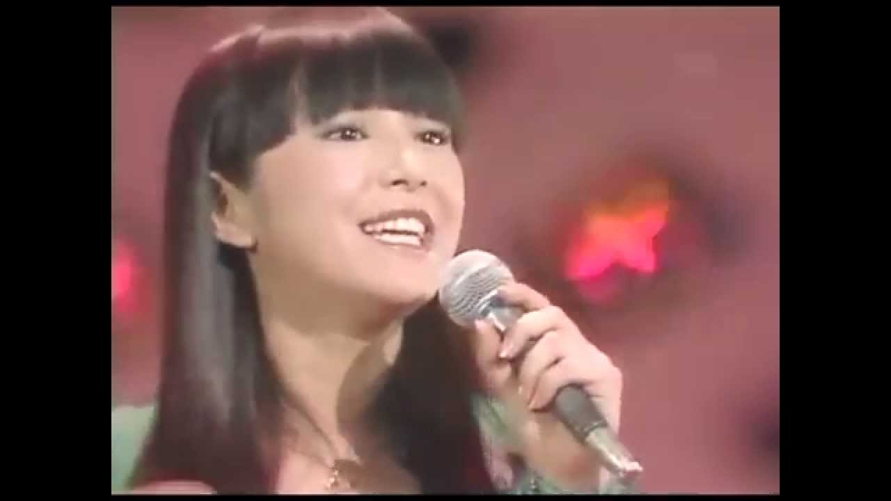 岩崎宏美 シンデレラ・ハネムーン (1978) - YouTube