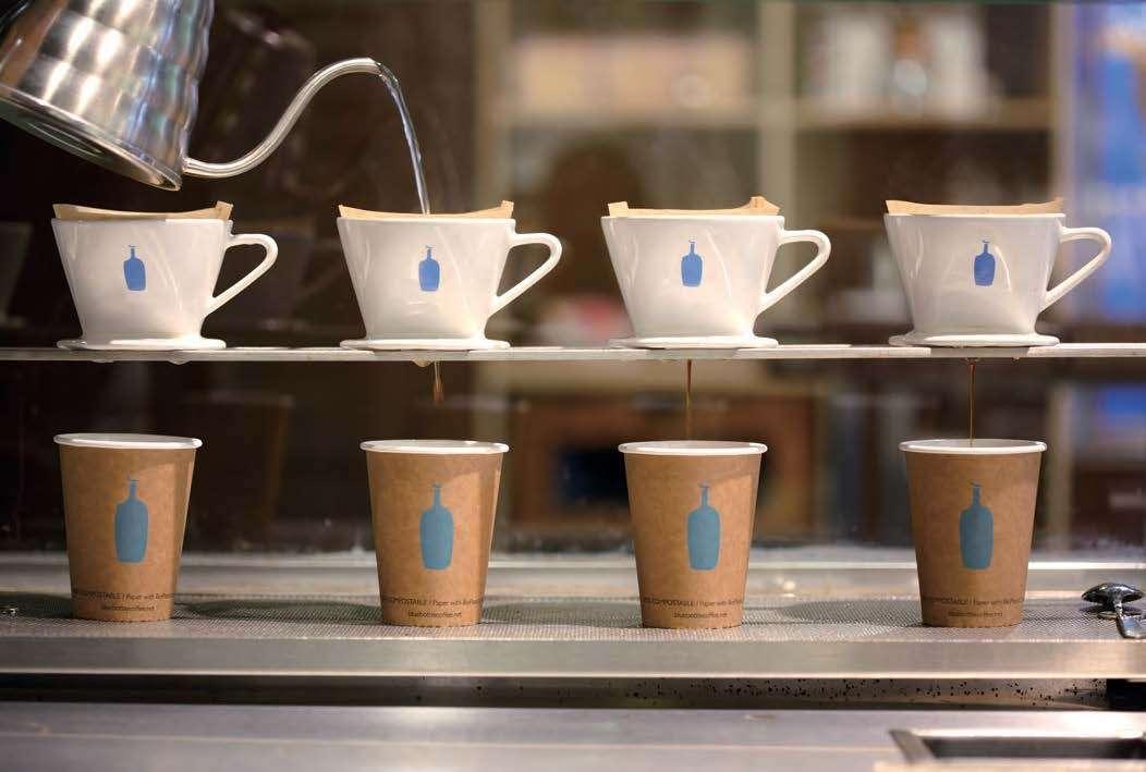 ブルーボトルコーヒー、ネスレ傘下に 販路広げる狙いか