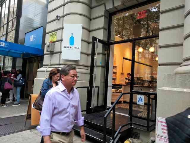 ブルーボトルコーヒー、ネスレ傘下に 販路広げる狙いか:朝日新聞デジタル