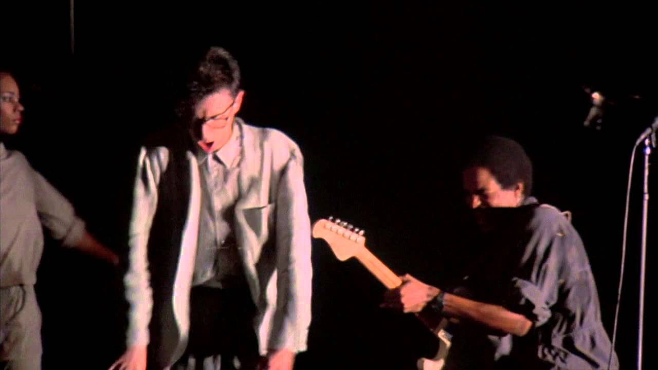 Talking Heads - Once in a Lifetime LIVE Los Angeles '83 - YouTube