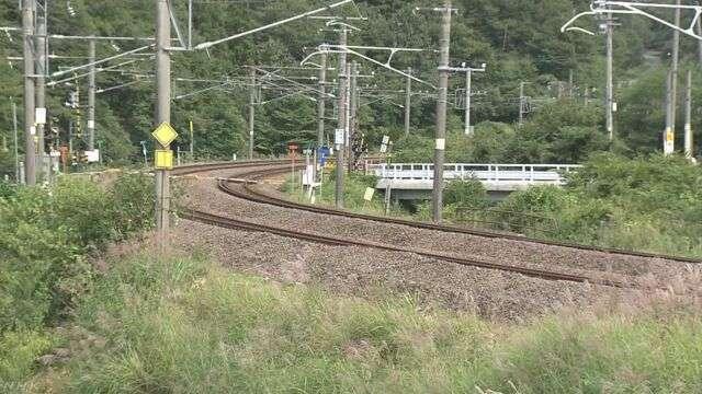 秋田新幹線 クマと衝突し緊急停車 | NHKニュース
