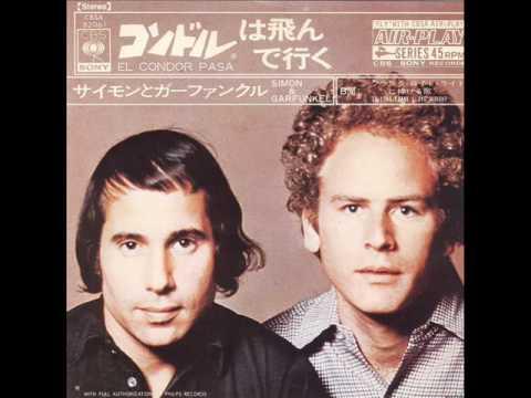 コンドルは飛んで行く/El Condor Pasa/Simon & Garfunkel - YouTube
