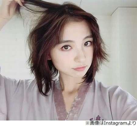 髪伸びた篠田麻里子に「切らないで〜」の声も