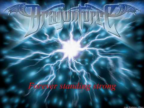 DragonForce - Black Winter Night (subtitled with lyrics) - YouTube