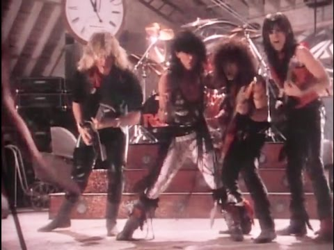 Ratt - Round And Round (Official Video) - YouTube