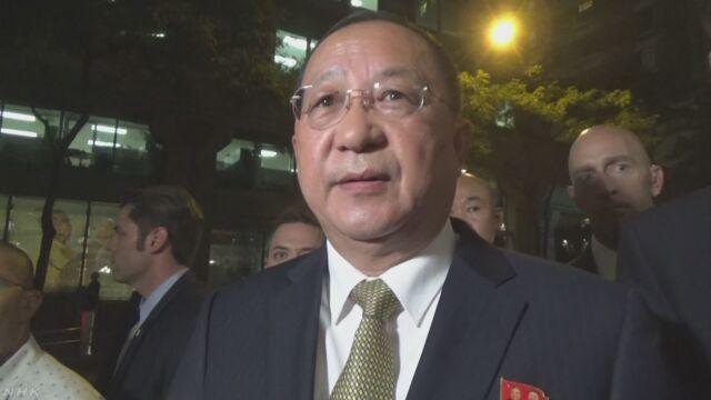 北朝鮮外相「おそらく太平洋上で水爆実験」 | NHKニュース