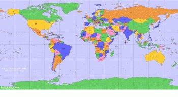世界の人口国別ランキング 総人口73億人!日本は何位? | いろいろ気になるどっとこむ