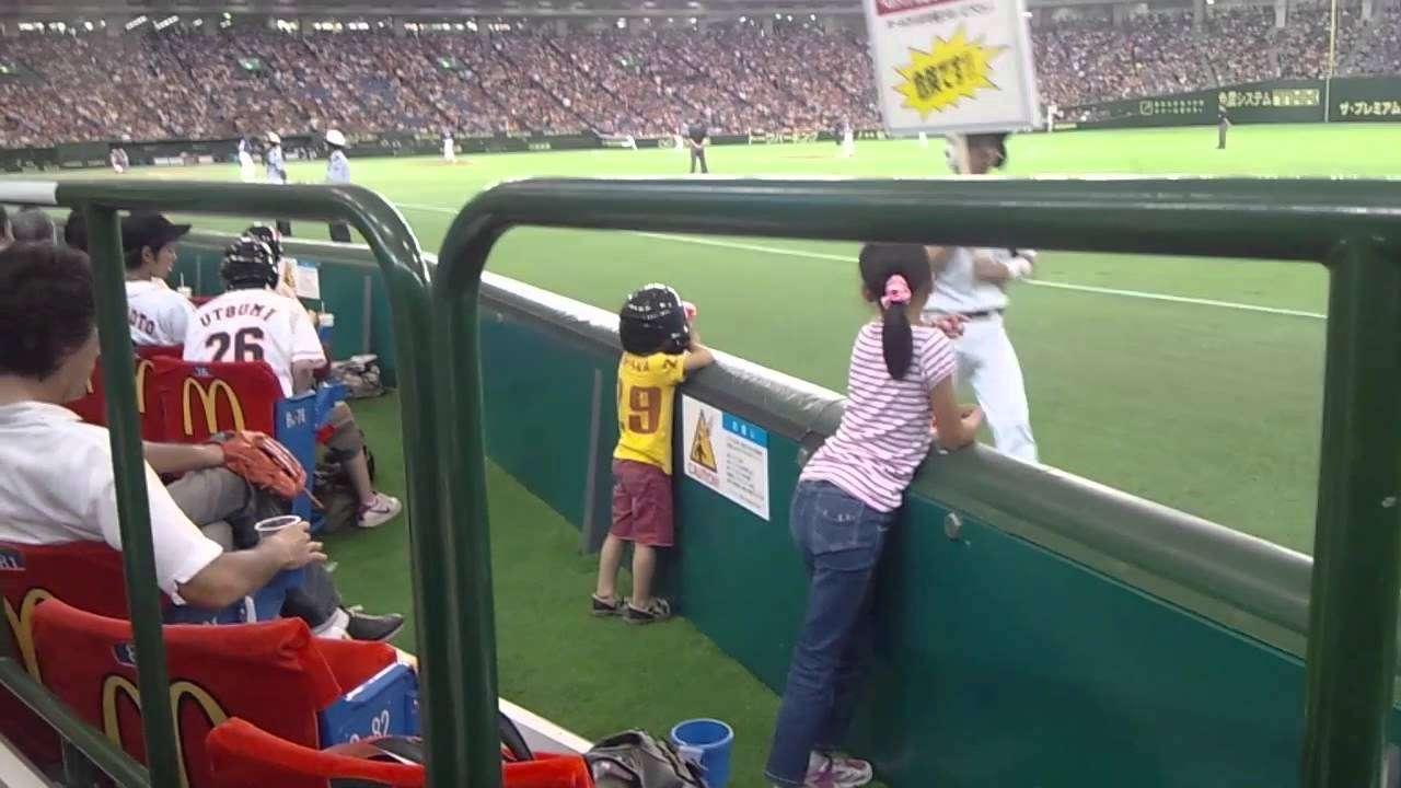 【野球】少女に170キロのファウルが直撃し騒然 「すべての球場にネットが必要」